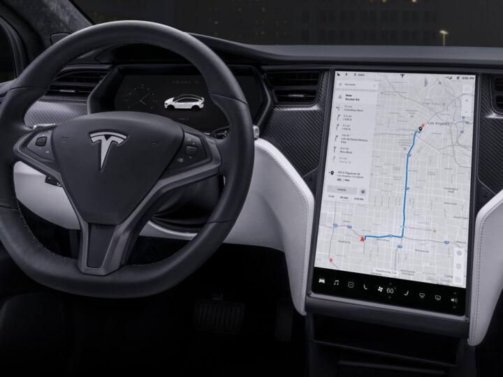 Tesla actualiza firmware de Model X. Luego de ataque de hacker