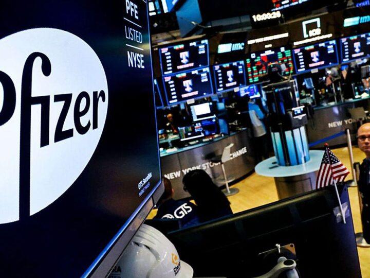 Pfizer eleva pronóstico de ventas de vacuna