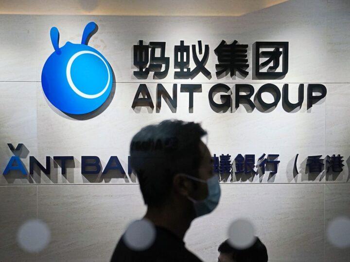 La salida a bolsa de Ant detenida destaca en el mercado STAR de Shanghái