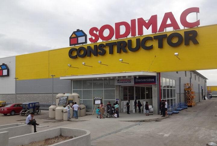 Cuatro candidatos para la compra de Sodimac