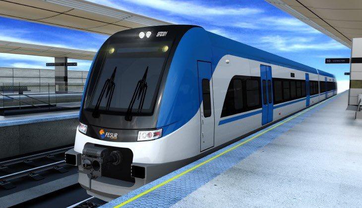 Empresa China se adjudica la renovación ferroviaria en Chile