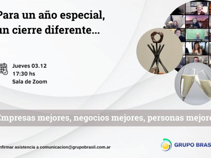 """Grupo Brasil distinguio a empresas con el """"Premio Integración"""""""