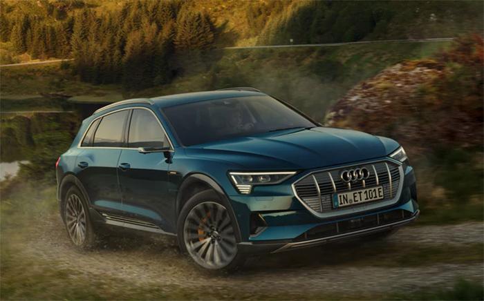 Lanzamiento en Argentina del Audi E-Tron