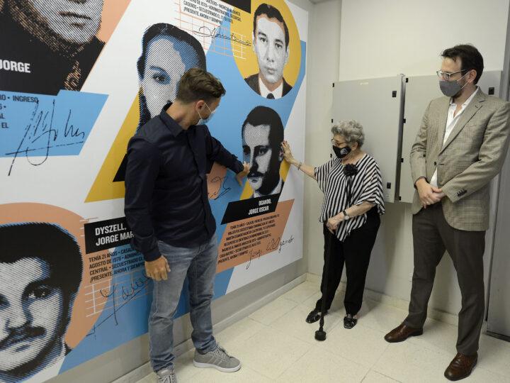 Banco Provincia relanzó el Espacio de La Memoria