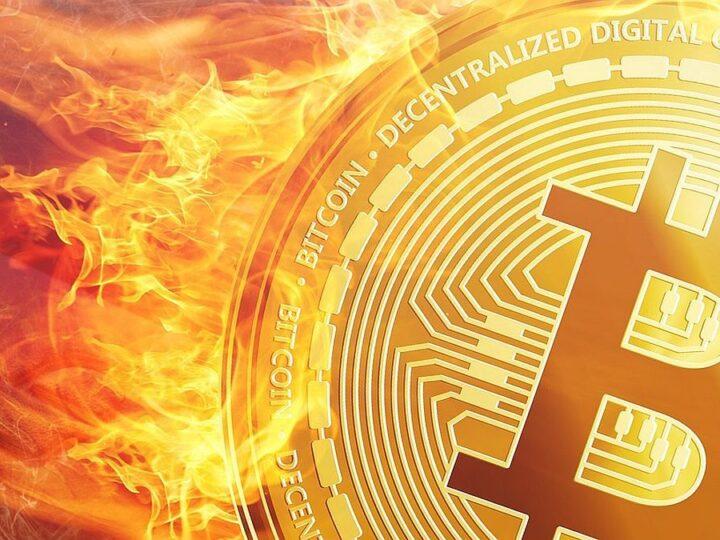 Cierra el año con récord el Bitcoin
