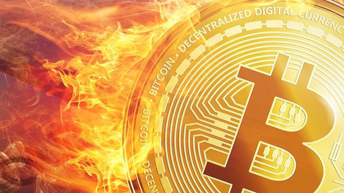 Nuevo máximo histórico para Bitcoin: US$ 56.300