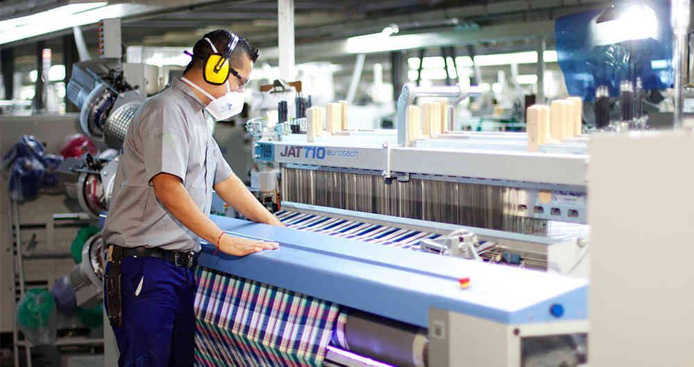 La industria textil en recuperación. Planea un crecimiento del 25% en 2021