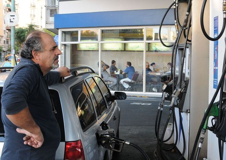Ventas de combustibles cayeron 8,8% en enero