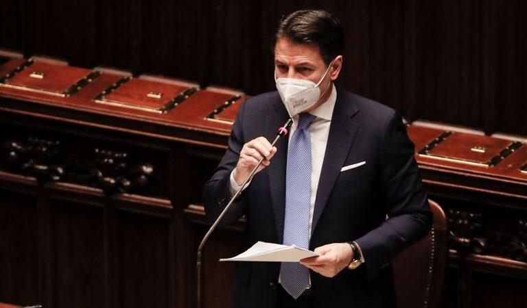 Crisis política en Italia: Conte recupera la confianza aunque recoge sólo 156 votos
