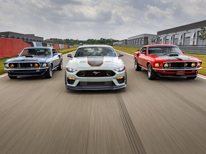 Llega el nuevo Ford Mustang Mach 1 a Argetnina