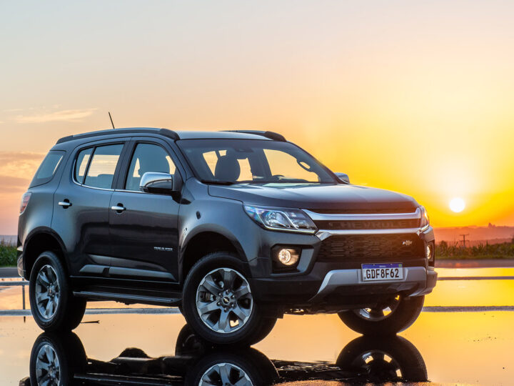 Chevrolet lanza Trailblazer (2021)