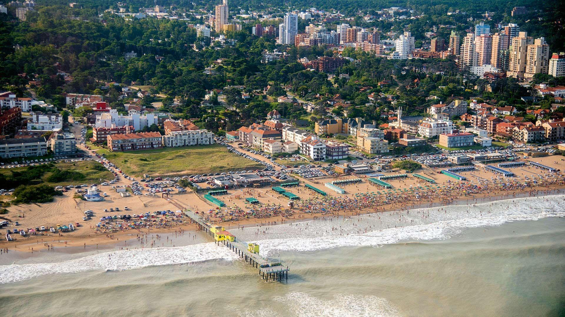 Pinamar, Mar del Plata y Cariló, las más elegidas del país