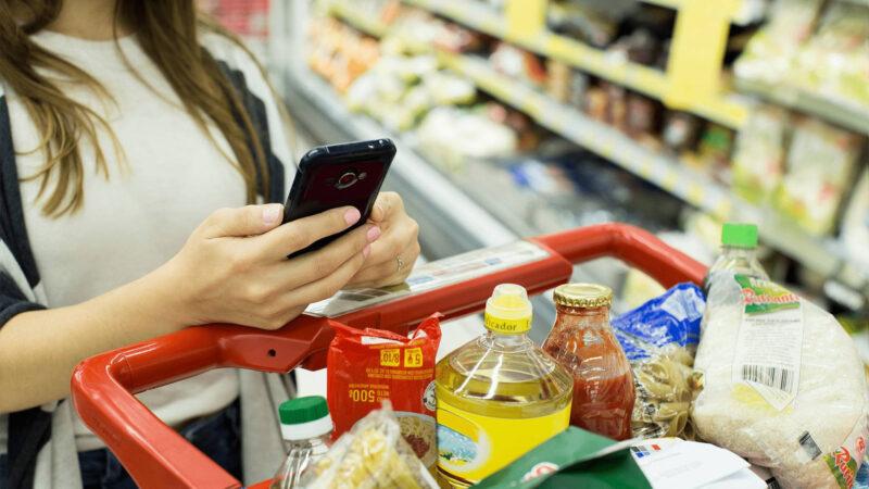 Los alimentos sufrieron los aumentos más altos en los últimos 4 años
