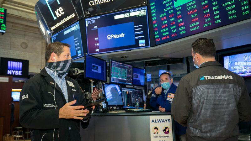 Acciones tecnológicas sostuvieron a Wall Street