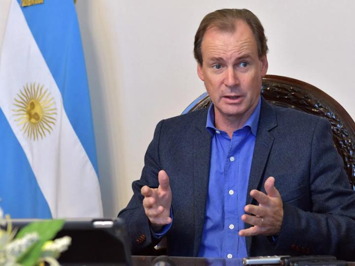Entre Ríos denuncia amenazas y requerimientos inflexibles de sus acreedores