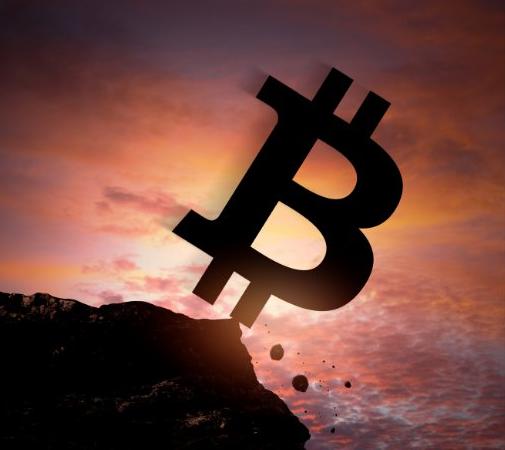Bitcoin volvió a desplomarse por debajo de US$ 50.000