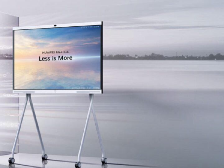 Huawei lanza IdeaHub en América Latina