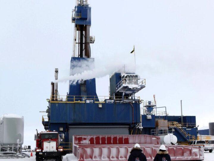 """Crisis energética en EE.UU.: Frío polar y alta demanda de energía. """"Pozos congelados"""""""