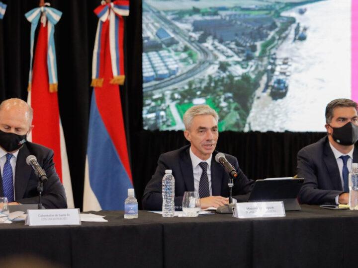 Consejo Federal Hidrovía busca reducir costos logísticos