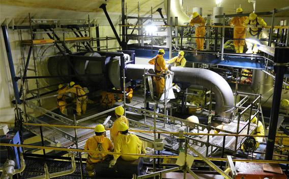 Nucleoeléctrica logró récord de generación en 2020