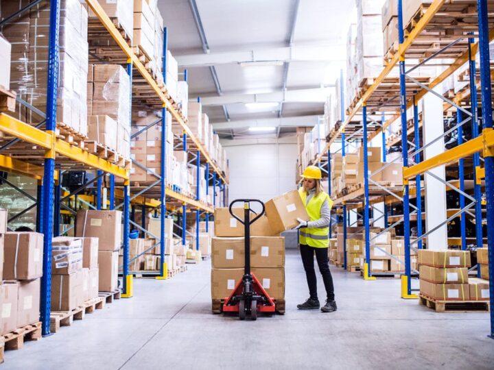 La logística crece impulsada por el confinamiento y el ecommerce