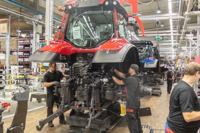 Fabricantes de maquinaria agrícola esperan buen año