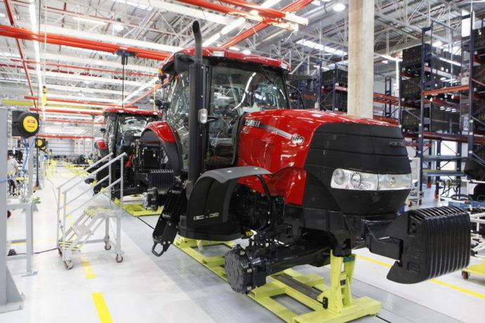 Mayor participación nacional en máquinas agrícolas
