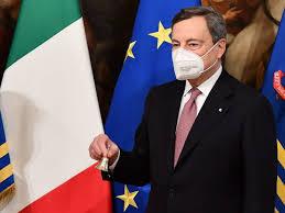El gobierno de Mario Draghi enfrenta su primera crisis