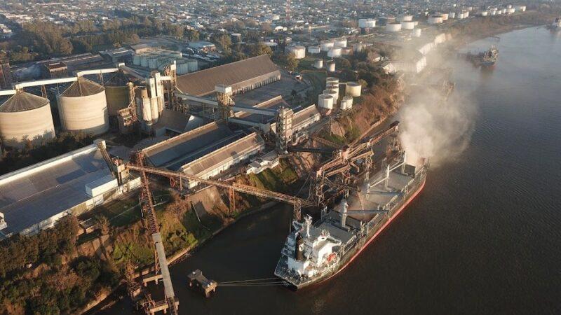 Exportaciones de aceite de soja empujan suba de divisas