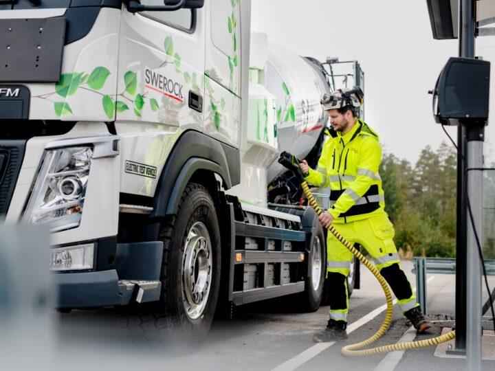 El Grupo Volvo crea Volvo Energy