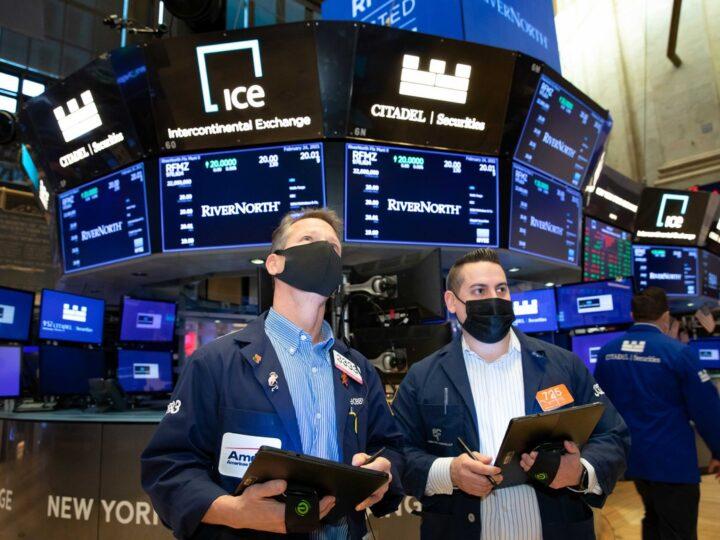 Las acciones de Wall Street se recuperaron