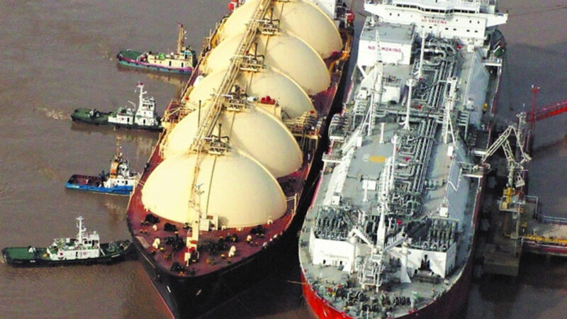 Excelerate Energy: el segundo barco regasificador será un ahorro para el país