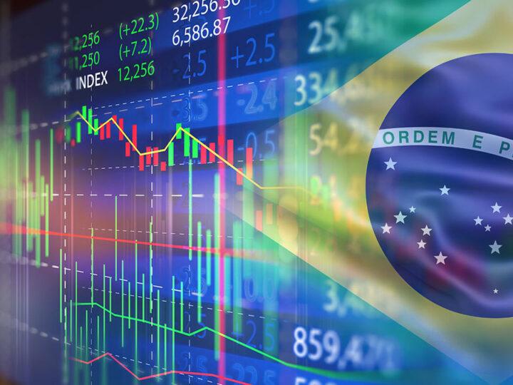La economía brasileña registra primera caída mensual desde mayo