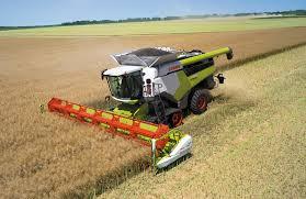 Innovadores avances en cosechadoras para este año