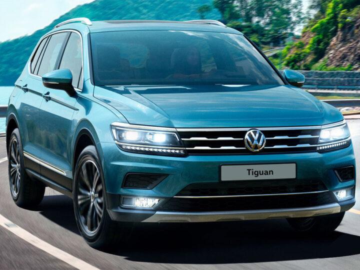Llega la nueva Volkswagen Tiguan AllSpace