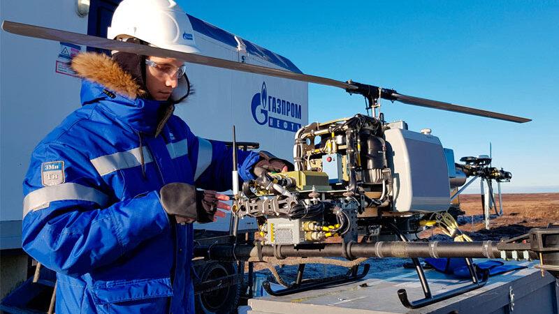 El uso de drones  reduce costos y genera mayores beneficios