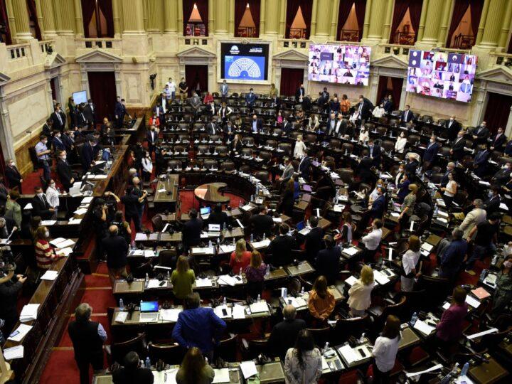 Amplio respaldo de Diputados a reforma de Ganancias
