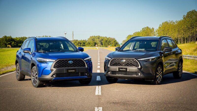 Toyota presenta el nuevo SUV que viene a Argentina. Toyota Corolla Cross