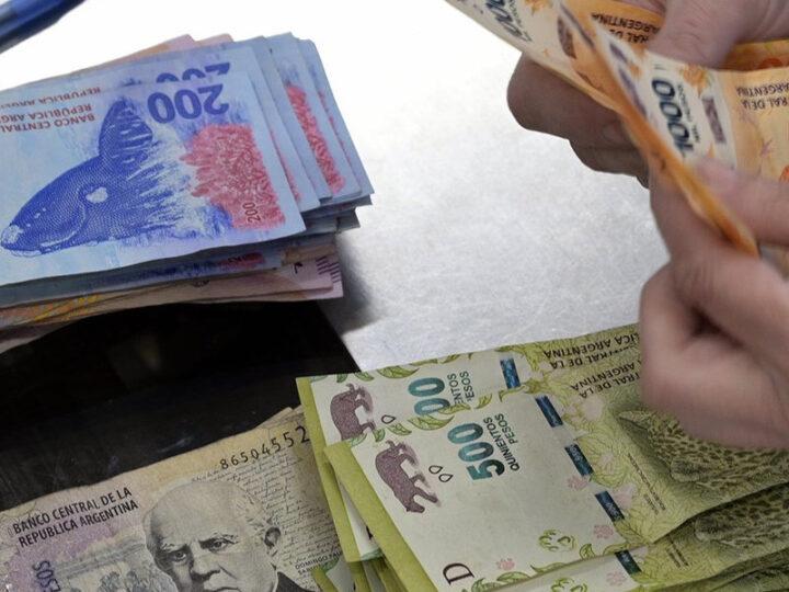 Préstamos personales en pesos crecieron 4% en marzo