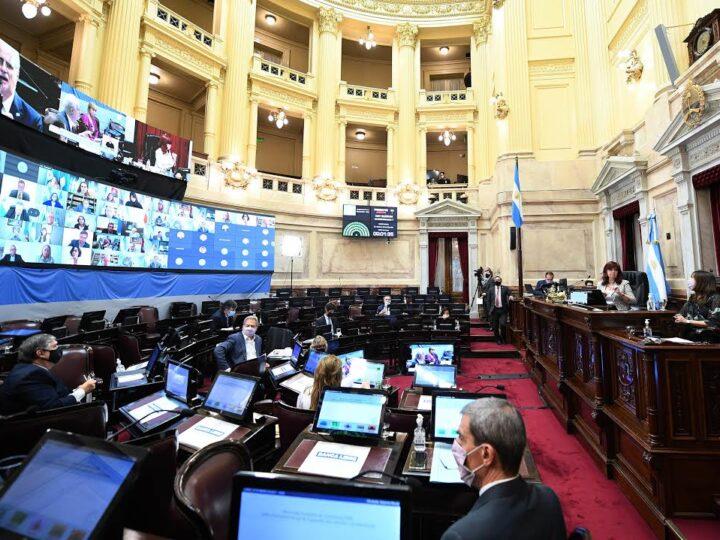Senado convertirá en ley Ganancias y Monotributo