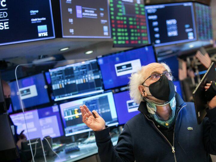 Bolsa de Nueva York cerró al alza