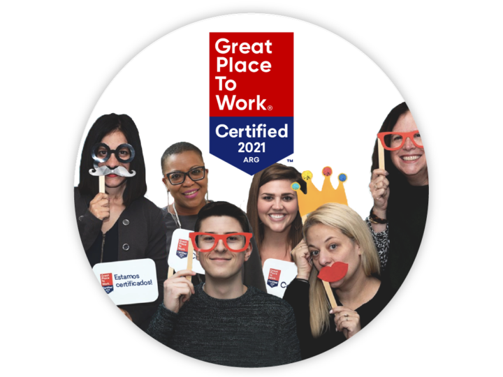 Smiles Argentina obtuvo la Certificación™ de Great Place to Work®