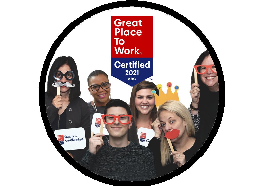 Smiles Argentina obtuvo la Certificación™ de Great Place to Work®