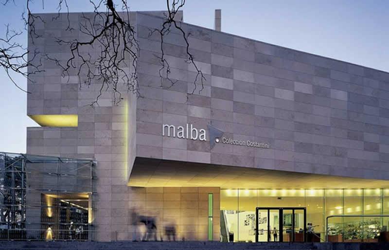 """""""Terapia"""" en el MALBA, Preopening exclusivo de ICBC Argentina"""
