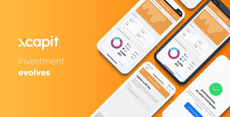 Xcapit lanza nuevos productos de inversión con tasas de rentabilidad de 400 % en 90 días