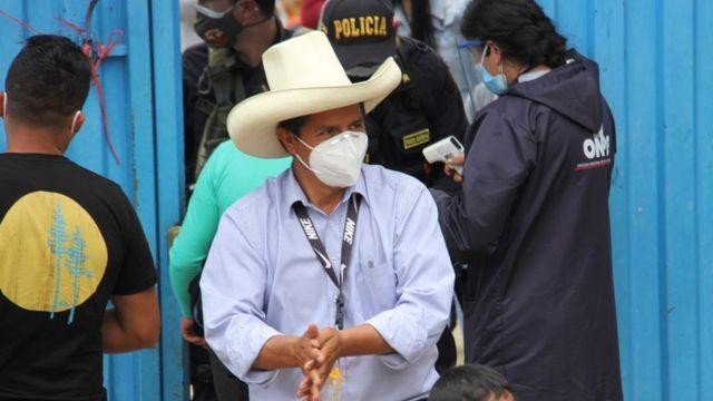 Elecciones en Perú: Castillo y Soto avanzan a segunda vuelta