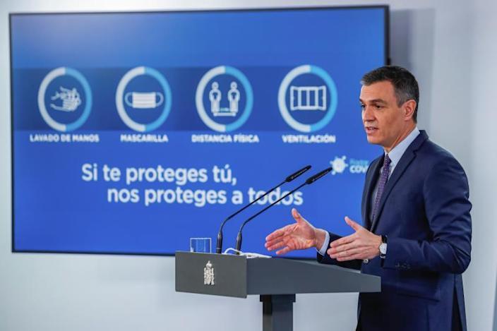 España: Plan de Recuperación, Transformación y Resiliencia