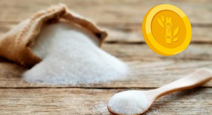 Sucoin: La criptomoneda atada al precio del azúcar