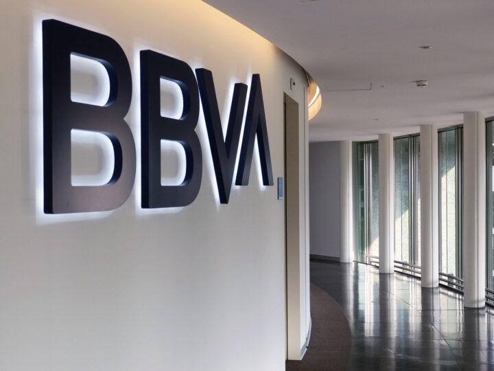 La participación de BBVA en Coinbase en menor al 1%