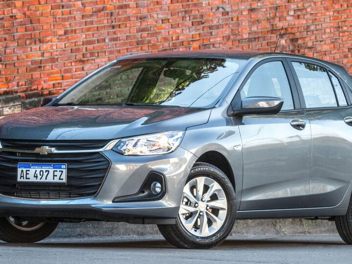 Nuevo Chevrolet Onix 1.0 Turbo (RS y LTZ)